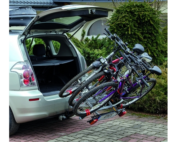 Доступ к багажнику