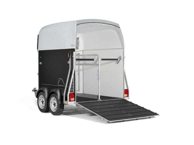 Прицеп-коневоз, модель Duo Esprit CG, Boeckmann