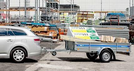 перевозка грузов во время строительства дома